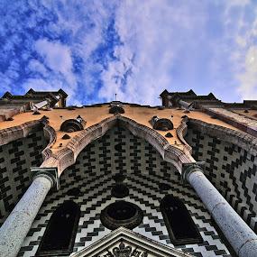 Cattedrale by Vito Masotino - Buildings & Architecture Architectural Detail ( arte, messico, architecture,  )