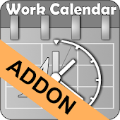 Work Calendar Addon for Dropbox