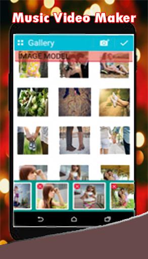 Photo Video Maker with Music 3.5 screenshots 3