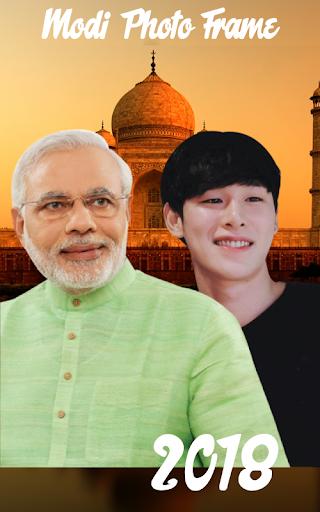 Modi Photo Frame 2018 1.0 screenshots 2