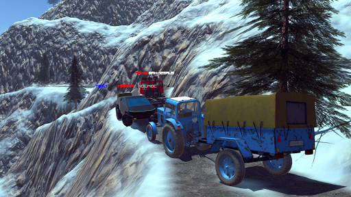 Offroad Simulator Online: 8x8 & 4x4 off road rally  screenshots 1