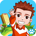 Kids Puzzle: Social icon