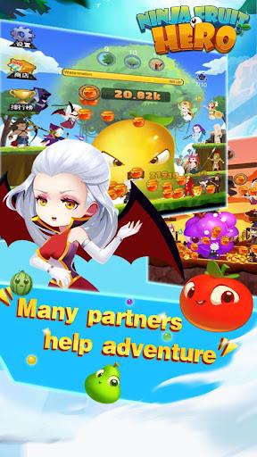 Ninja Fruit Hero: RPG Clicker 0.1.8 screenshots hack proof 1