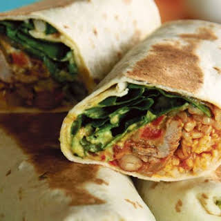 Roast Beef Burritos.