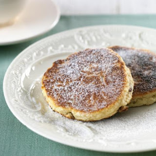 Classic Welsh cakes.