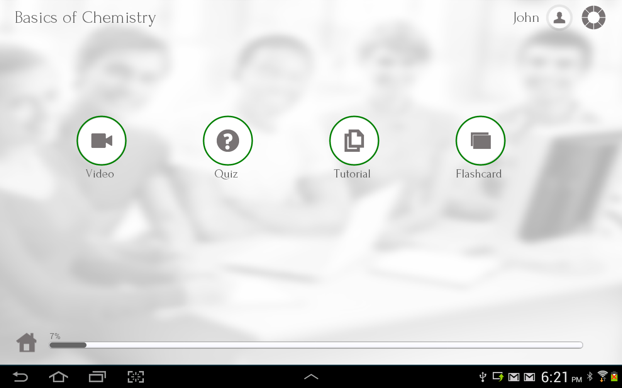 Learn Chemistry via Videos - screenshot