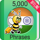 Learn Hindi - 5000 Phrases