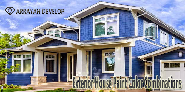 exterior house paint colors screenshot thumbnail