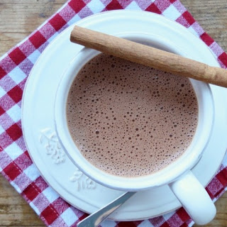 Bulletproof Hot Cocoa.