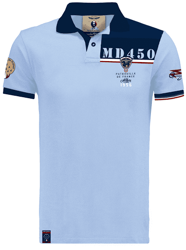 polo MD450 patrouille de France