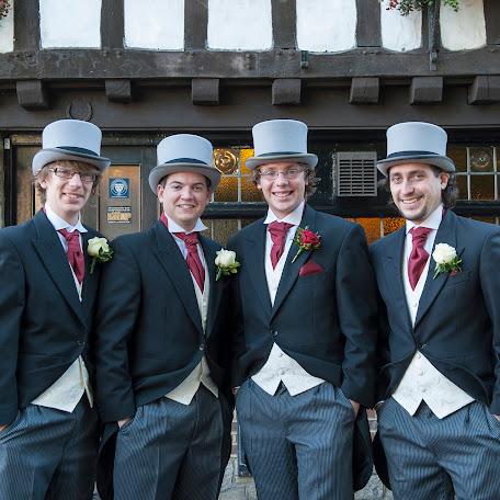 Wedding photographer Kevin Sharpe (sharpe). Photo of 12.04.2015