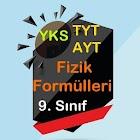 Fizik Formülleri TYT AYT YKS icon