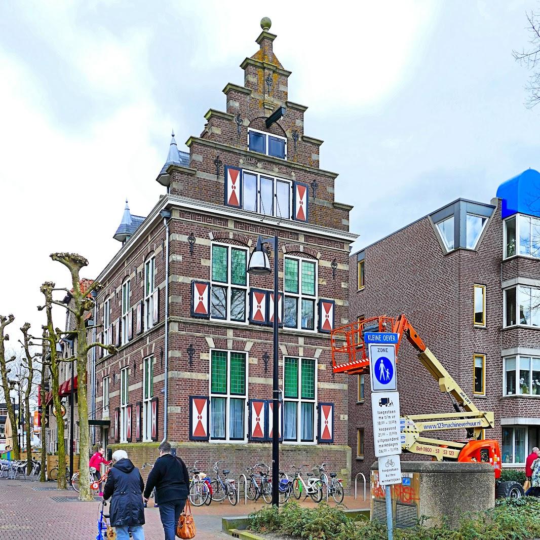 Aangeboden door: Stichting Microtoerisme InZicht Fotoblog Meppel Kerkplein Transformatorhuis Wetering