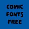 Comic Fonts Free icon