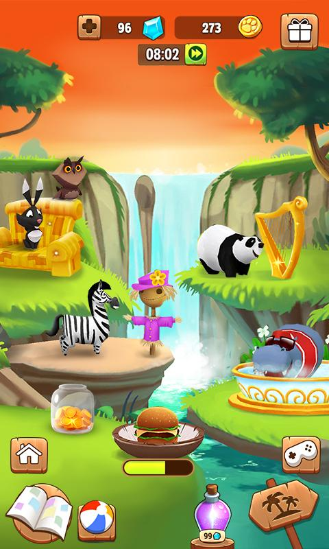 My Talking Hank Mod Apk (Unlimited Coins/Diamonds) 4