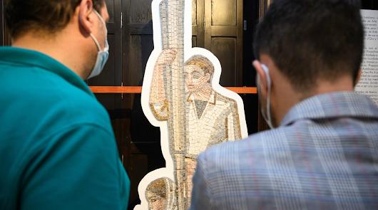 El Ayuntamiento alega que el mosaico de Cañadas fue una compra y no una donación