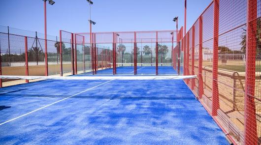 El PMD reabre las pistas de pádel de los complejos deportivos municipales