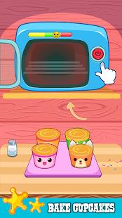 Sheriff Cat Bakery - náhled