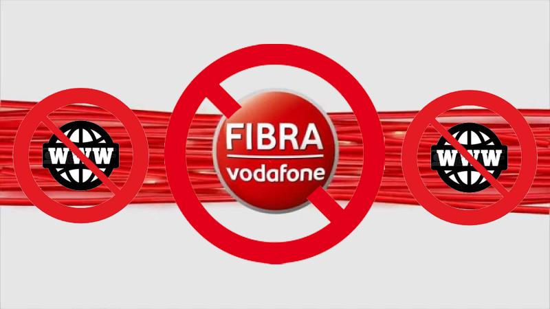 Visitare i Siti Bloccati in Italia con Vodafone