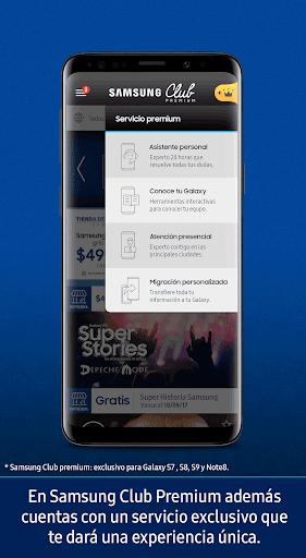 Samsung Club Colombia 2.1.2.6 screenshots 5