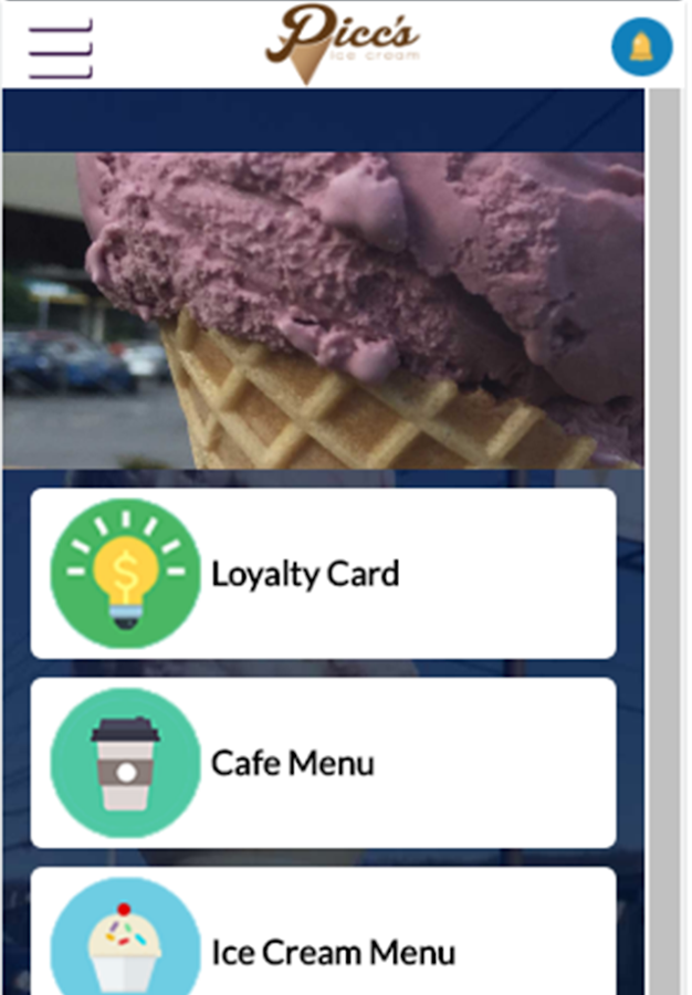 Picc's Ice Cream- screenshot