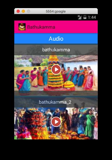 Bathukamma