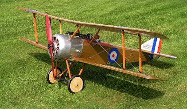 Photo: 1:3,3  Sopwith Pup    Kai-Uwe Fuchs    Germany