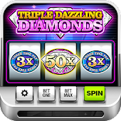 Triple Dazzling Diamonds Slots