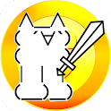 Tap cat RPG icon