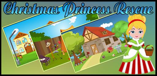 Christmas Princess Rescue Kavi Game-366 for PC