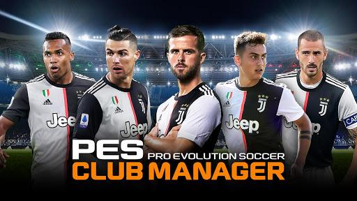 PES CLUB MANAGER 3.2.1 screenshots 1