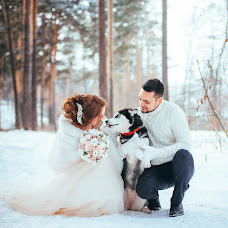 Wedding photographer Anastasiya Tokmakova (antokmakova). Photo of 02.04.2017