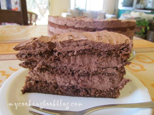 Торта Шоколатина