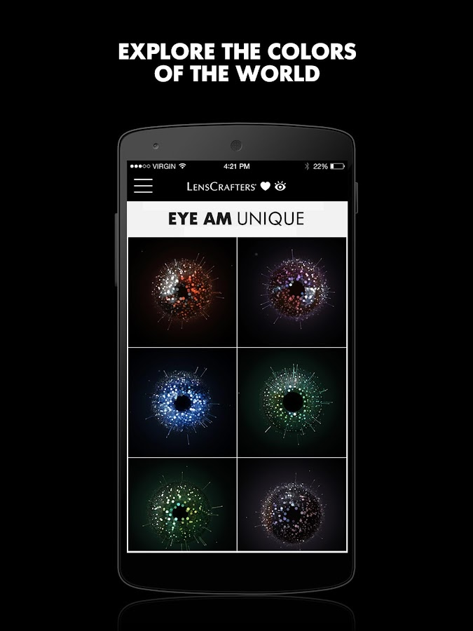 Eye Am Unique- screenshot