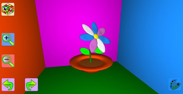 Paint 3D Objects- screenshot thumbnail