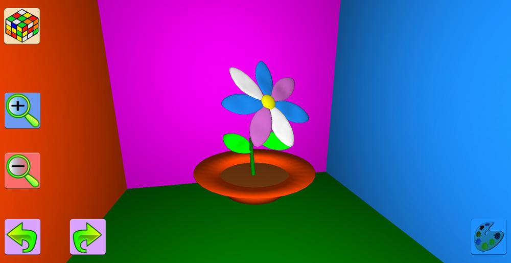 Paint 3D Objects- screenshot