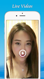 X Hot Sexy Girl Live Videos APK screenshot thumbnail 1