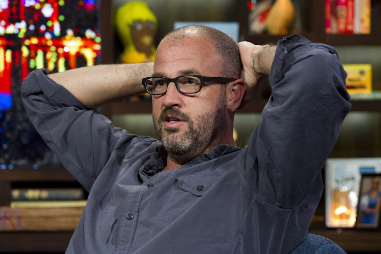Author James Frey said he was 'humbled and honoured' to win the 2018 Bad Sex in Fiction Award.