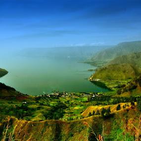 Tongging by Taufiqurrahman Setiawan - Landscapes Mountains & Hills