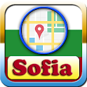 Sofia City Maps and Direction icon