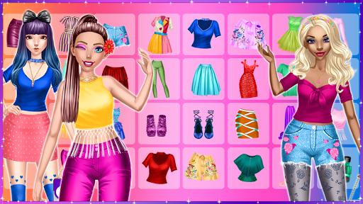 Supermodel Magazine - Game for girls  captures d'u00e9cran 1