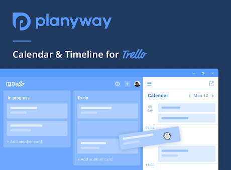 Planyway: Team Calendar for Trello