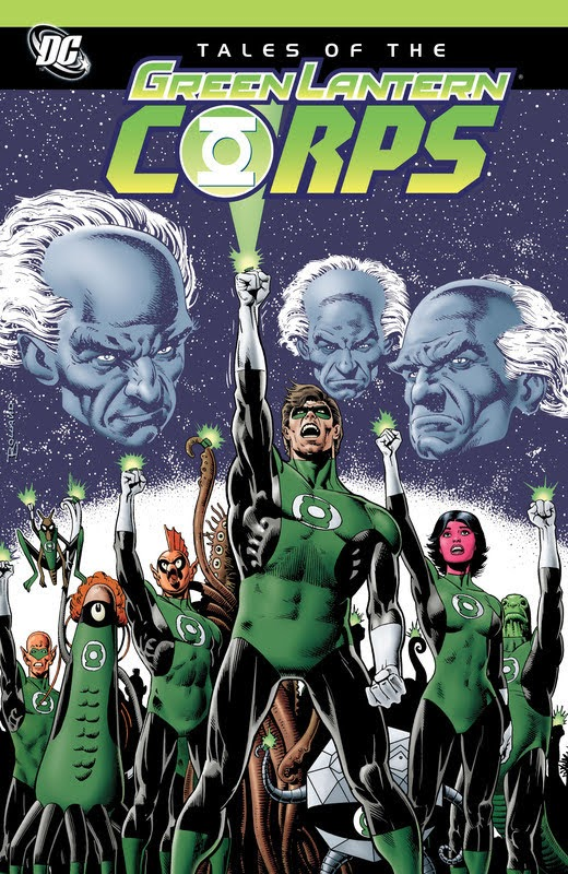 Tales of the Green Lantern Corps (2009) - complete
