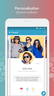 Jongla - Social Messenger- screenshot thumbnail