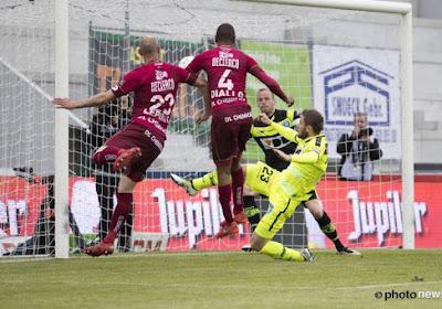 Abdou Diallo analyse sa saison à Zulte