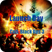Launch day for CoD Black Ops 3