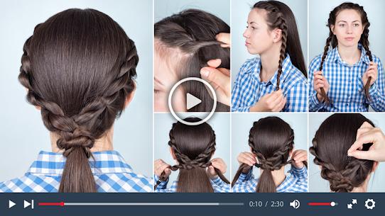 Pasos de peinados 8
