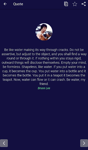 Bruce Lee Quotes 1.9 screenshots 2