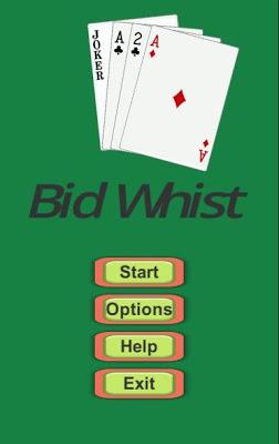 Bid Whist Challenge - screenshot
