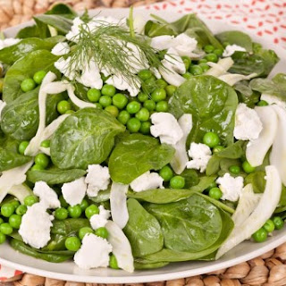 Pea And Goats Cheese Salad Recipes